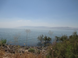 Galilee at Capernaum