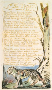 Another version of William Blake's poem.