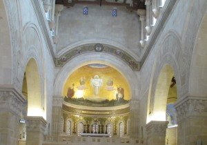 Church of Transfiguration - interior