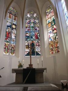 Thomas Kirche Leipzig