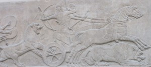 Assyrian Royal Lion Hunt 1