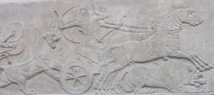 Assyrian Royal Lion Hunt 1