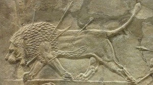 Assyrian Royal Lion Hunt 2