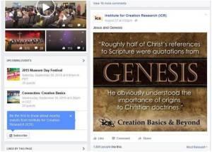 Jesus and Genesis
