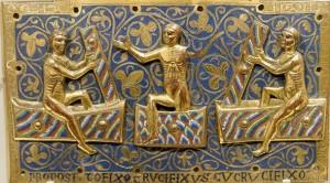 resurrection 1250 AD