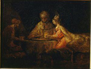630px-Rembrandt_Harmensz_van_Rijn_-_Ahasuerus,_Haman_and_Esther_-_Google_Art_Project