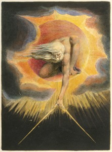 William Blake Ancient of Days